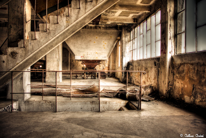 # Urbex - Abandoned places